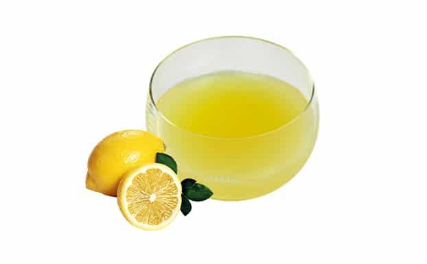 lemon puree